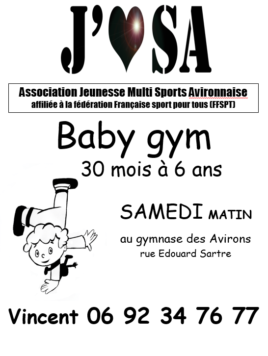 Association jeunesse multi sports avironnaise