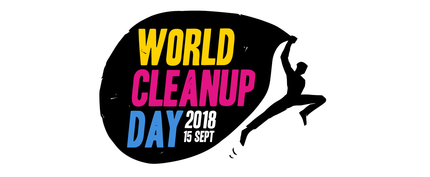 World Cleanup Day Samedi 15 septembre 2018